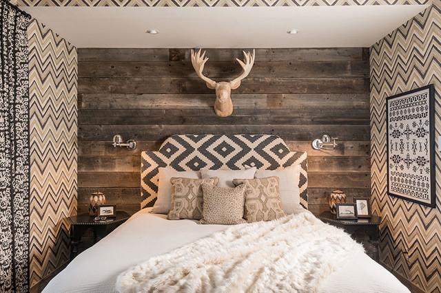 Viking View Residence amerikanischer-suedwesten-schlafzimmer