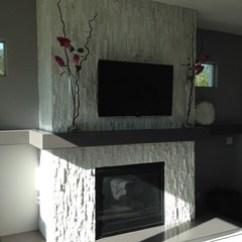 Kitchen Pantry Closet Round Marble Top Table Glacier White Stone Fireplace Surround
