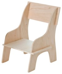 Chair Kit Plywood - Scandinavian - Kids Chairs - by ...