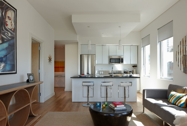 Mercedes House Midtown Modern Interior Design 2 Bedroom Modern