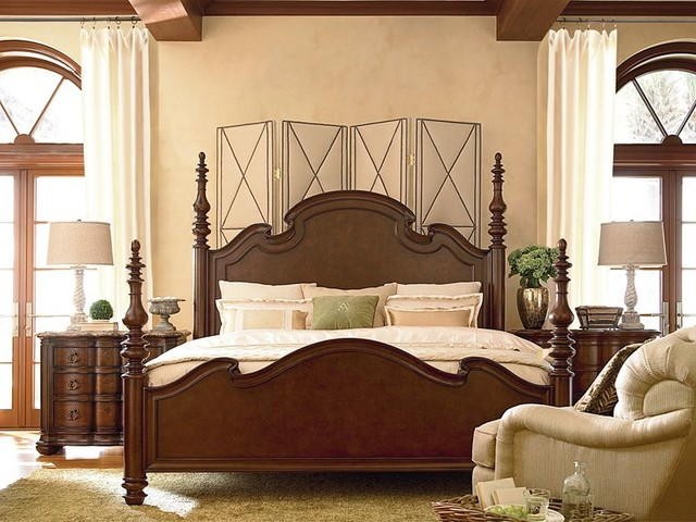 Thomasville Bedrooms  Traditional  Bedroom  Other  by Thomasville Furniture