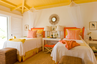 Caribbean Residence トロピカル-寝室