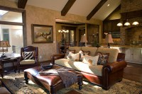 Award Winning Interiors - Traditional - Family Room ...