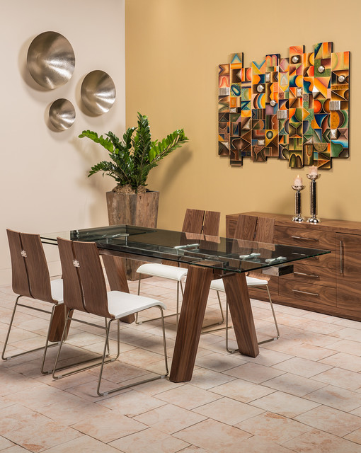 Don't miss out on these savings. Valencia Dining Set - Modern - Dining Room - Miami - by El ...