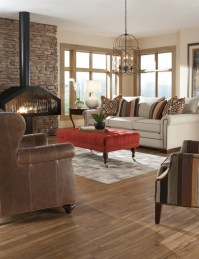 Living room scenes - Rustic - Sofas - charlotte - by ...