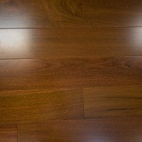 "Brazilian Walnut Prefinished Solid Wood Flooring 5""x3/4"