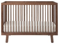 Sparrow Crib White - Scandinavian - Cribs - by Oeuf