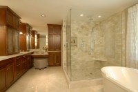 Spa Master Bathroom - Traditional - Bathroom - Raleigh ...