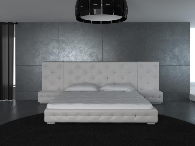 living rooms with black leather sofas pictures of room curtains and drapes white modern bed headboard 2 nightstands ...