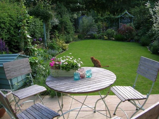 Cottage Garden Traditional Landscape Devon By Sam Westcott