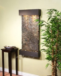 Slate Wall Mounted Water Features - The Whispering Creek ...