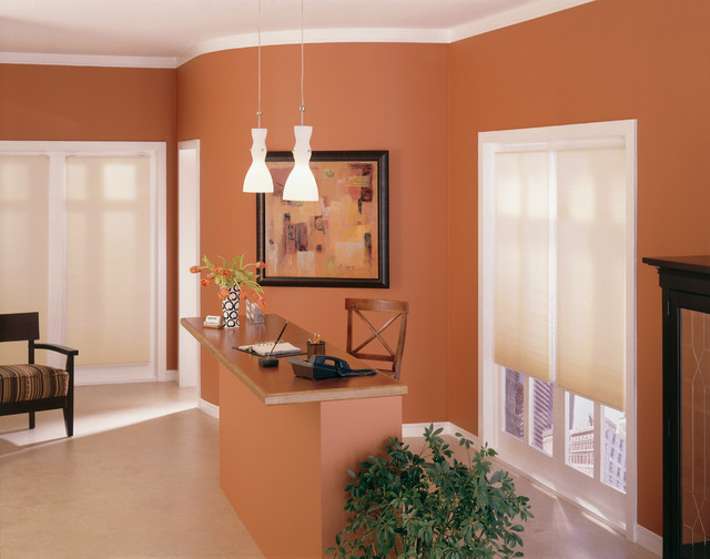 Neutral Shades Complement Any Wall Color Contemporary