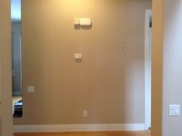 Anyone have creative ideas for my bare wall with ...