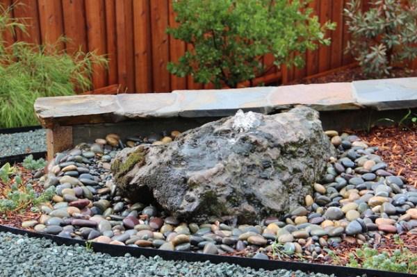 profile moss rock fountain