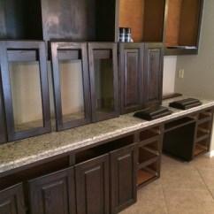 Hide Kitchen Trash Can Best Cabinets Which Polyurethane Finish For Dark Oak