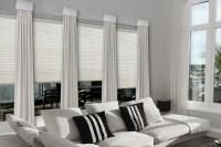 Contemporary Cornice Window Treatments