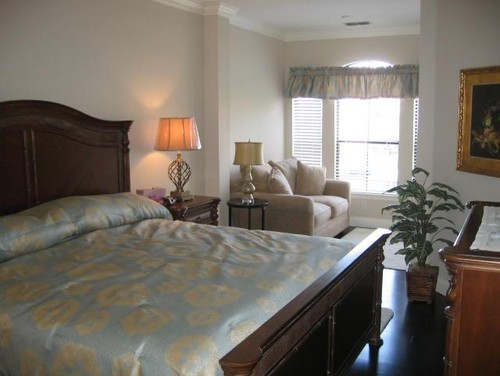 I need help redecorating my condo master bedroom