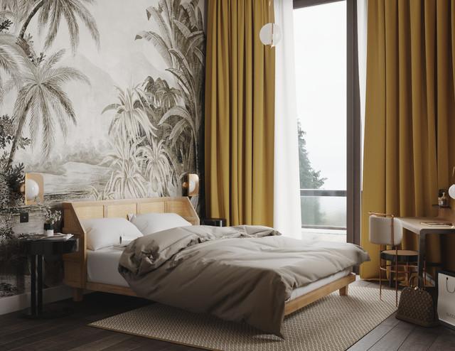 Nuovi colori e idee alle pareti della camera da letto. 7 Colori Caldi Che Rendono Piu Accogliente La Tua Camera Da Letto