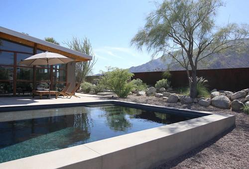 Chino Canyon Residence