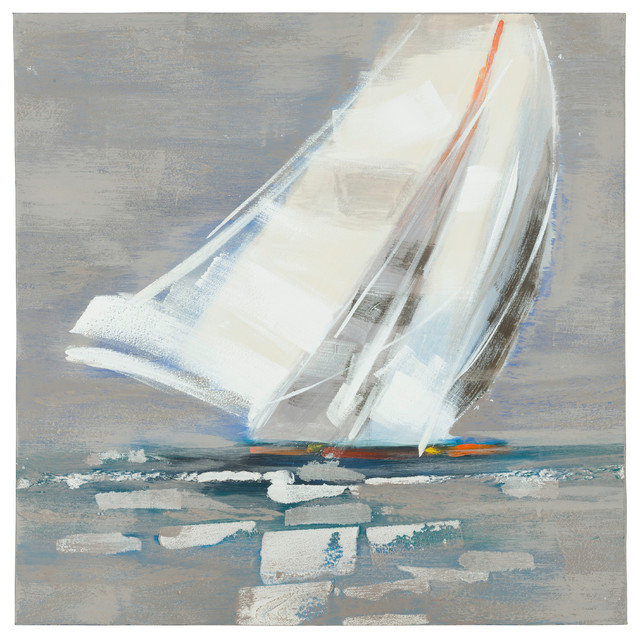 sofas under 500 best sectional sofa sail boat ii painting - beach style paintings by ...