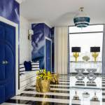 75 Beautiful Blue Marble Floor Entryway Pictures Ideas December 2020 Houzz