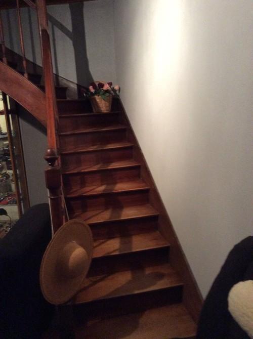 Comment pourraisje peindre un escalier