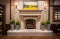 la Madeleine Project - Normandy Cast Stone Fireplace ...