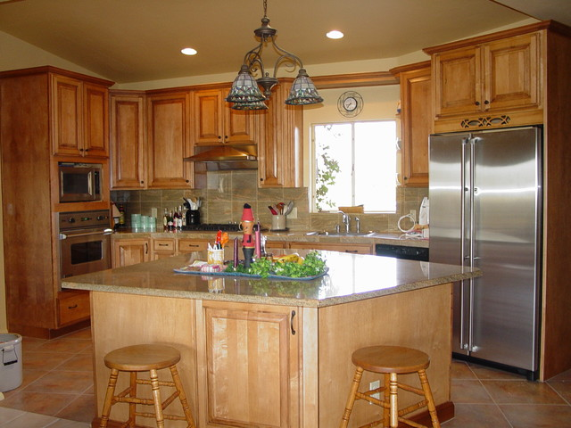 Decora Cabinets  Traditional  Kitchen  other metro  by