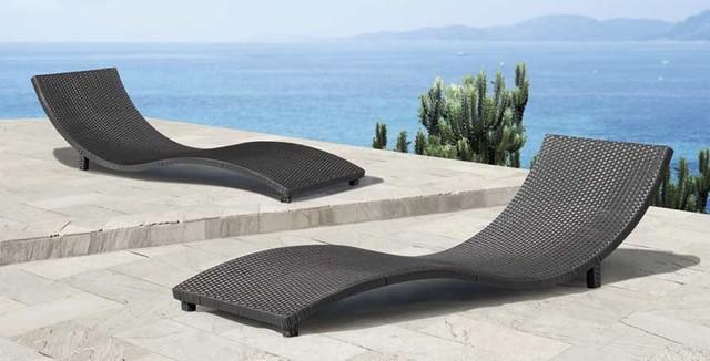 Sydney Lounge Chair By Zuo Modern  Modern  Outdoor