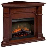 Dimplex Oxford Corner Electric Fireplace - Contemporary ...