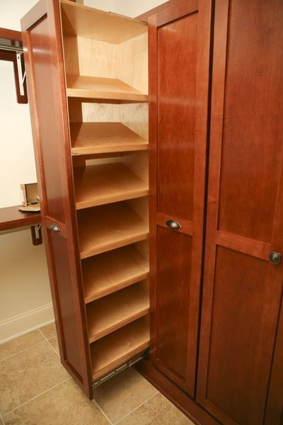 Custom Shoe Storage - Traditional - Closet - Grand Rapids - by J & J Concepts.com