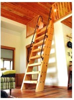 Loft access stairs and ladders   San Francisco   by ROYO ...