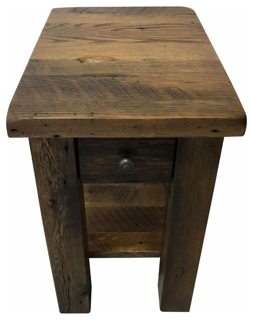foxfield reclaimed side table