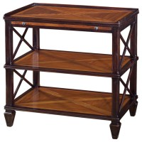 Theodore Alexander Brunello Rural Charms Accent Table ...