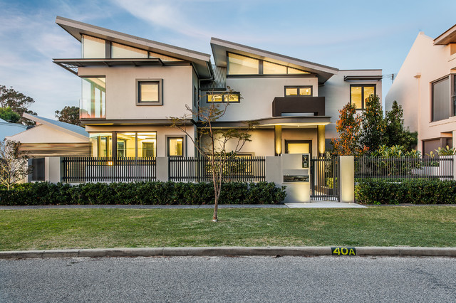 Exterior Contemporary Exterior Perth By Putragraphy