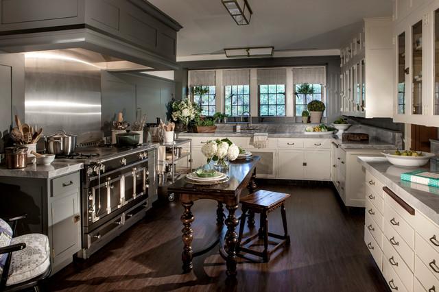 Vintage Kitchen MakeoverGreystone Mansion Beverly Hills