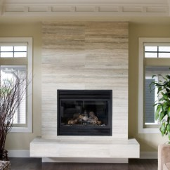 Decorating A Small Living Room With Corner Fireplace Accent Chairs In Tile Edge