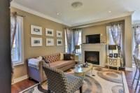 Modern Townhouse Decor - Modern - Living Room - Toronto ...