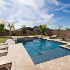 Office Chairs Phoenix Arizona Folding Chair With Shade Cover Best - Contemporary Pool By California Pools & Landscape