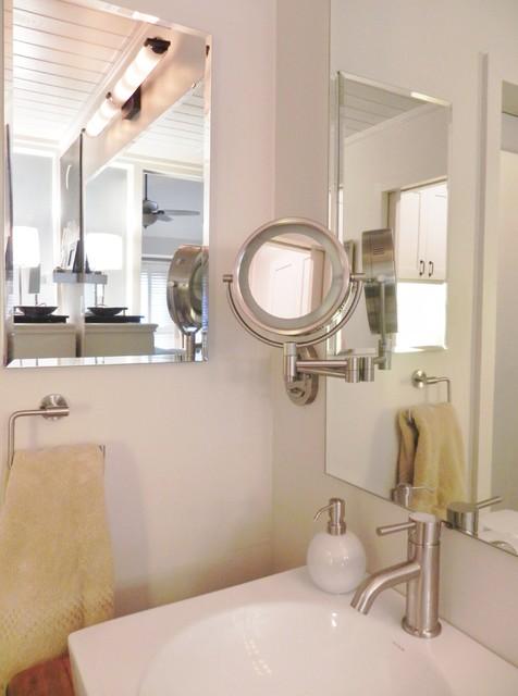 square vessel sink wall mounted mirror medicine cabinet