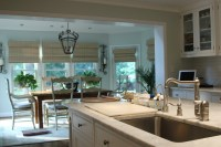Custom Kitchen with Bump-out Addition - Traditional ...