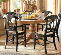 Sumner Extending Pedestal Dining Table - Traditional ...