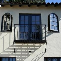 Wrought Iron Pendant Lights Kitchen Suites Home Depot Wrought-iron Balcony - Mediterranean Exterior San ...