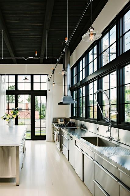 Division Street industrial-kitchen