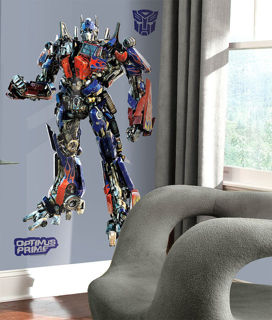 Transformers Bedding and Room Decorations  Modern  Bedroom  Jacksonville  by oBedding