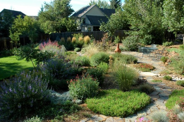colorado springs xeriscape garden