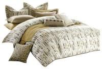 JLA Hampton Hill Hopecrest Polyester Comforter Set, Multi ...