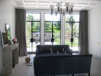 Window treatments - Modern - Living Room - Los Angeles ...