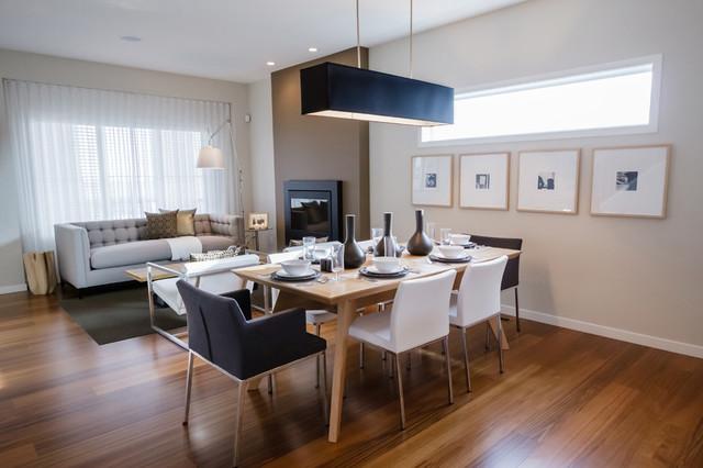 MH SMALL Amp DETAILED Modern Dining Room Calgary By Natalie Fuglestveit Interior Design