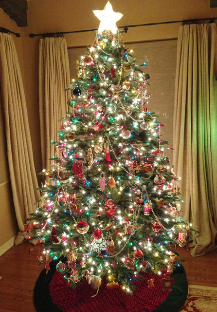Artificial Christmas Trees Decorated Wwwindiepediaorg